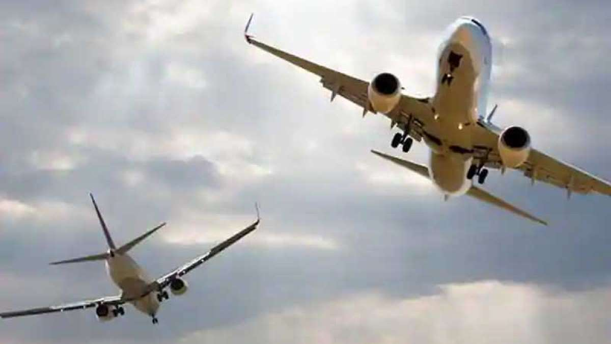 Mid-air collision of two international flights averted over Mumbai