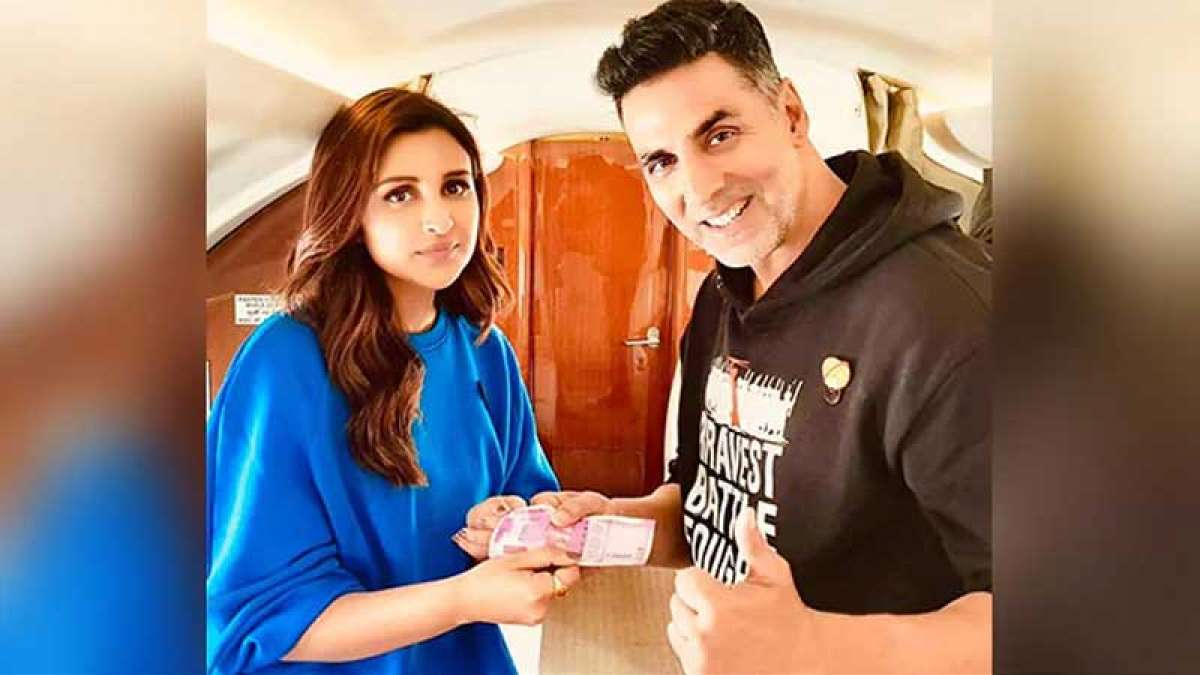 Parineeti Chopra returns money she owes to Akshay Kumar
