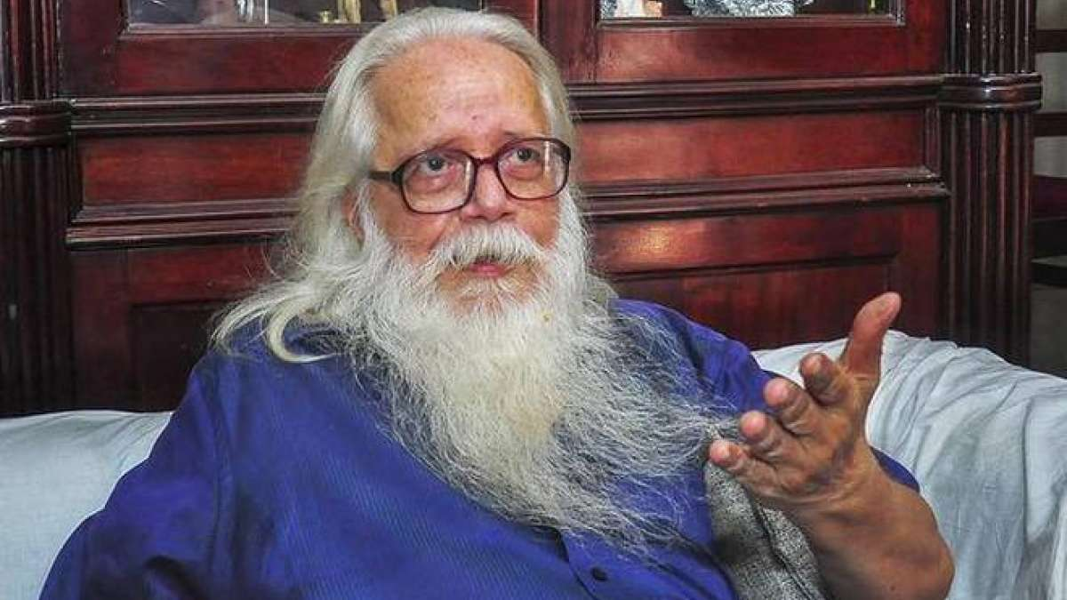 Nambi Narayanan was wrongfully accused in an espionage case and fought for 24 years to prove his innocence.