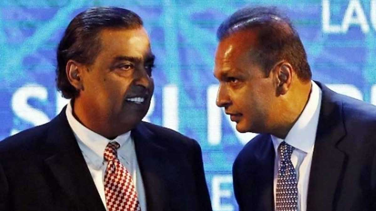 """Deeply touched"": Anil Ambani thanks Mukesh Ambani for saving him"