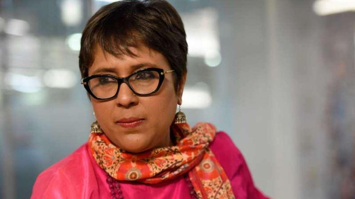 TV Journalist Barkha Dutt