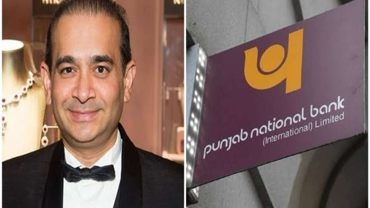 Nirav Modi in Punjab National Bank scam