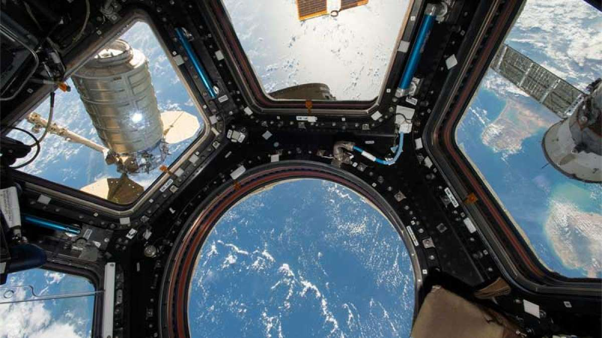 Antimicrobial coating to save Astronauts on ISS from superbugs