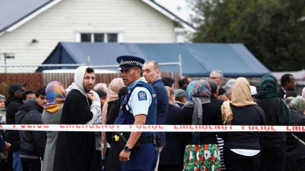 New Zealand Attack Video News: New Zealand Attack Video: An Unnamed Group Spread It To