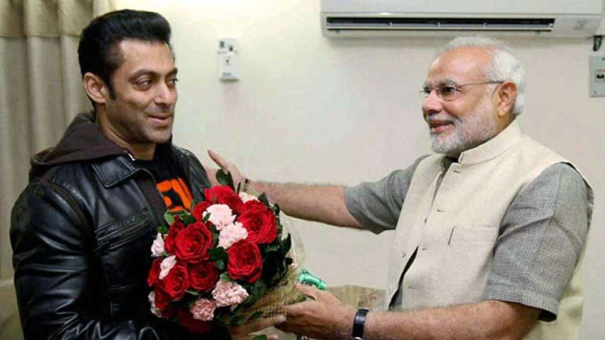 Salman Khan respects PM Modi's words, asks youth to vote