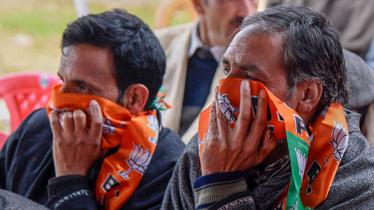 Lok Sabha elections 2019: 35 BJP candidates with criminal records in first list