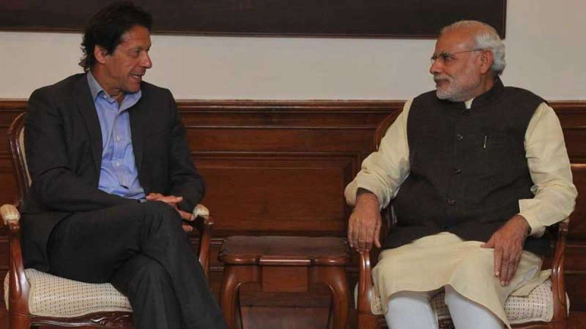 PM Modi extends greetings to Imran Khan on Pakistan's National Day eve