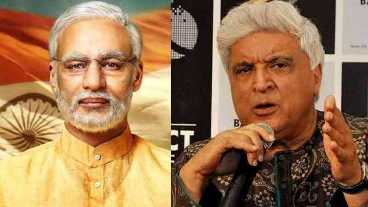Javed Akhtar 'shocked' over credits for PM Modi's biopic