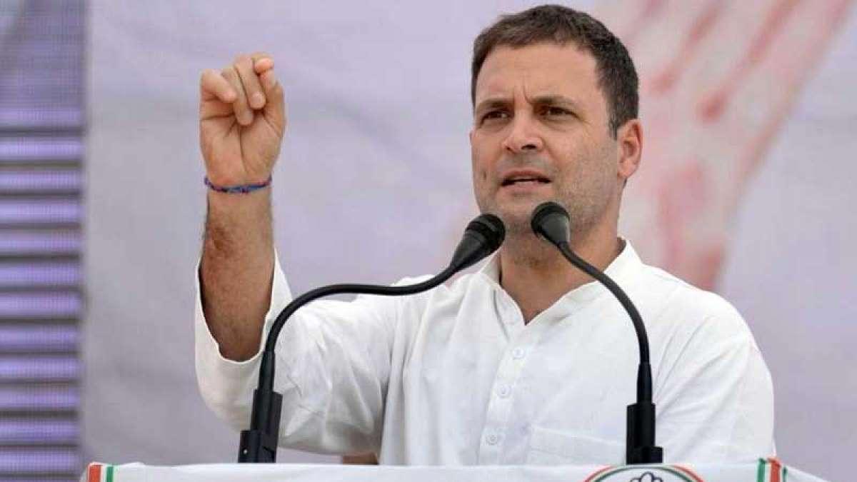Rahul Gandhi's sharp attack on PM Modi, Mamata Banerjee