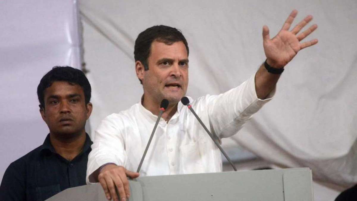 Lok Sabha Elections: Rahul Gandhi promises Rs 78000 annual income for poor section in India