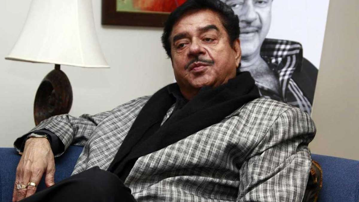 Shatrughan Sinha to join Congress this week: Report