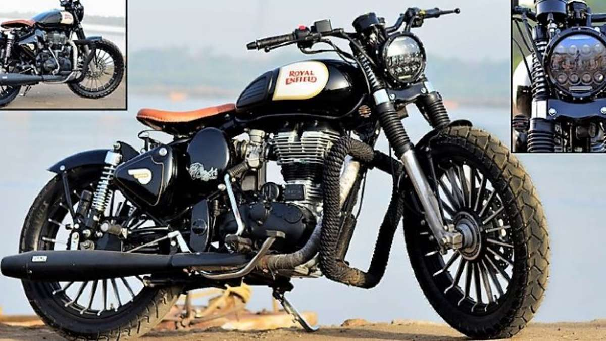 Royal Enfield Classic will now features a new tail lamp, a revised seat and also a new exhaust