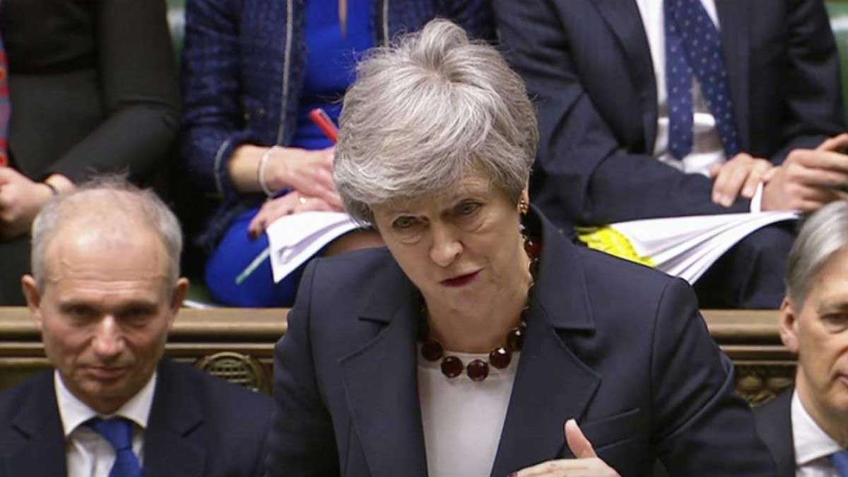 UK PM Theresa May to resign ahead of Brexit talks