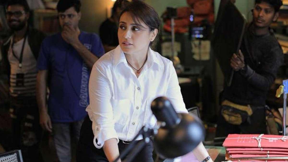 Mardaani 2: Rani Mukerji returns as tough cop – First Look