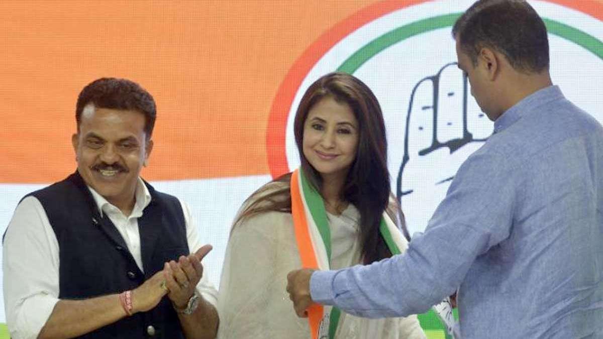 Actress Urmila Matondkar to contest Lok Sabha Polls from Mumbai North