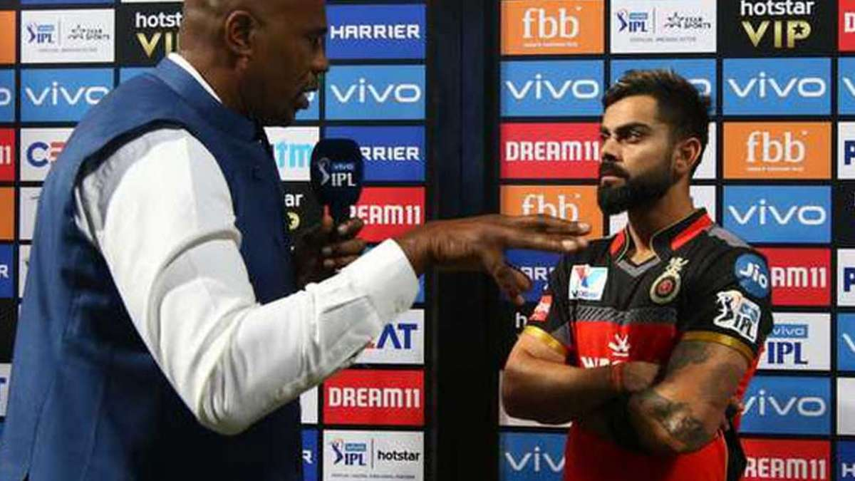 'Not playing gully cricket', Virat Kohli slams umpire after he fails to spot no ball