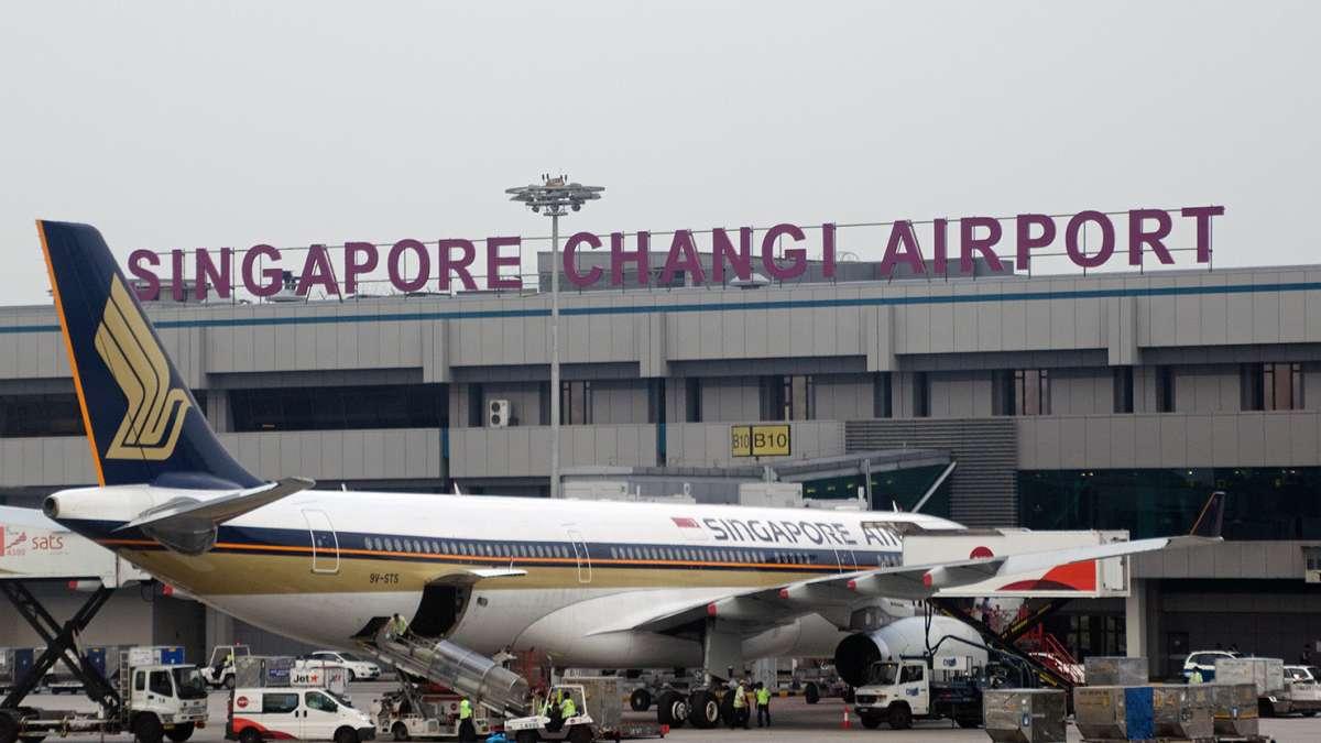 Singapore Changi Airport (Representational image)