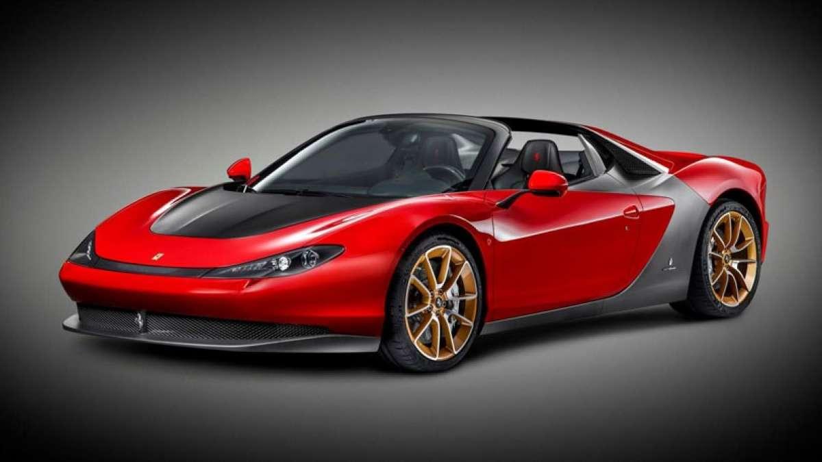 Ferrari Pinifarina Sergio (Image credit: CAR Magazine)