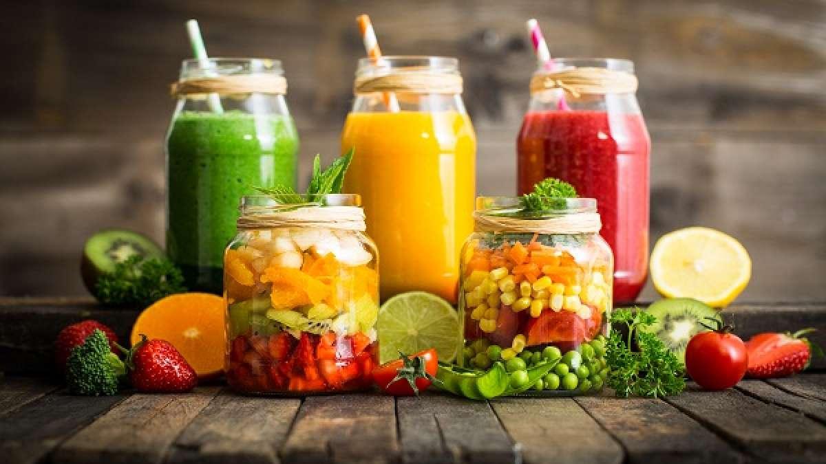 Home-made summer drinks restores hormonal balance