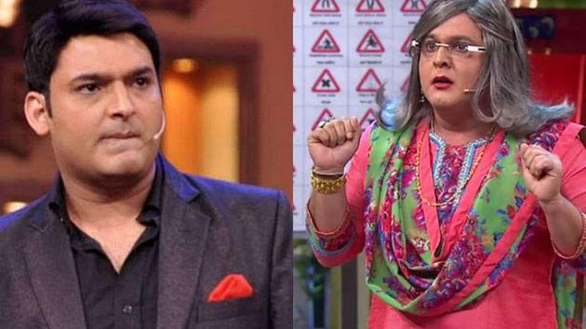 Kapil Sharma's fight with Ali Asgar