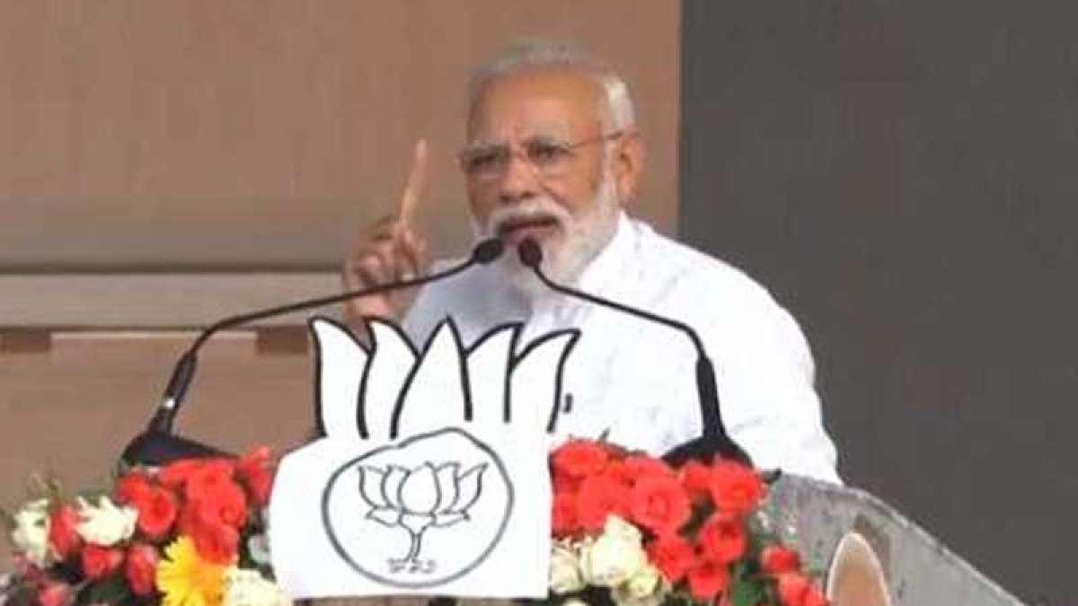 On Balakot strikes, Mamata Banerjee is more pained than Pakistan: PM Narendra Modi