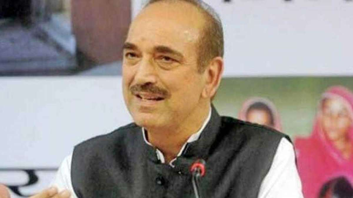 PM Narendra Modi responsible for deteriorating security situation in valley: Azad
