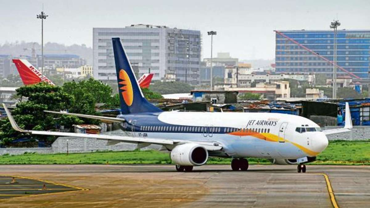 Jet Airways become the smallest operating pan-Indian carrier