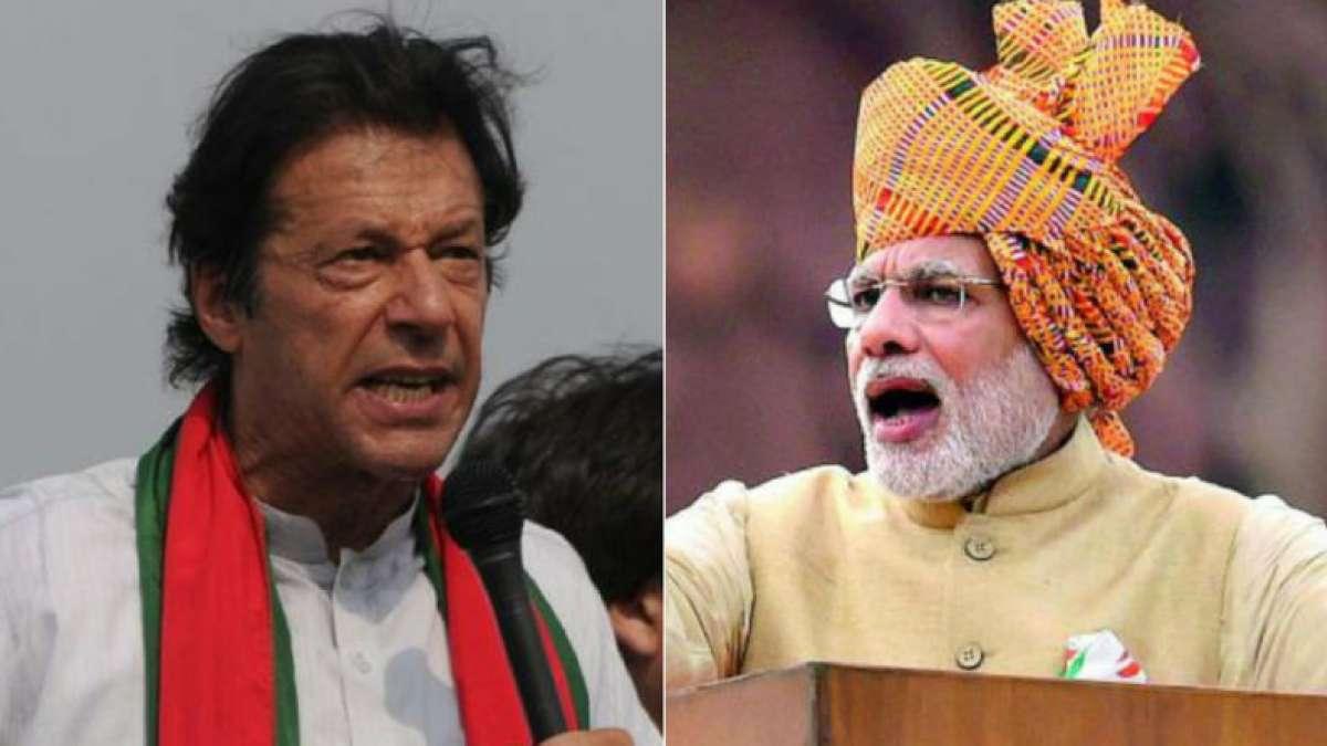 India Vs Pakistan space war