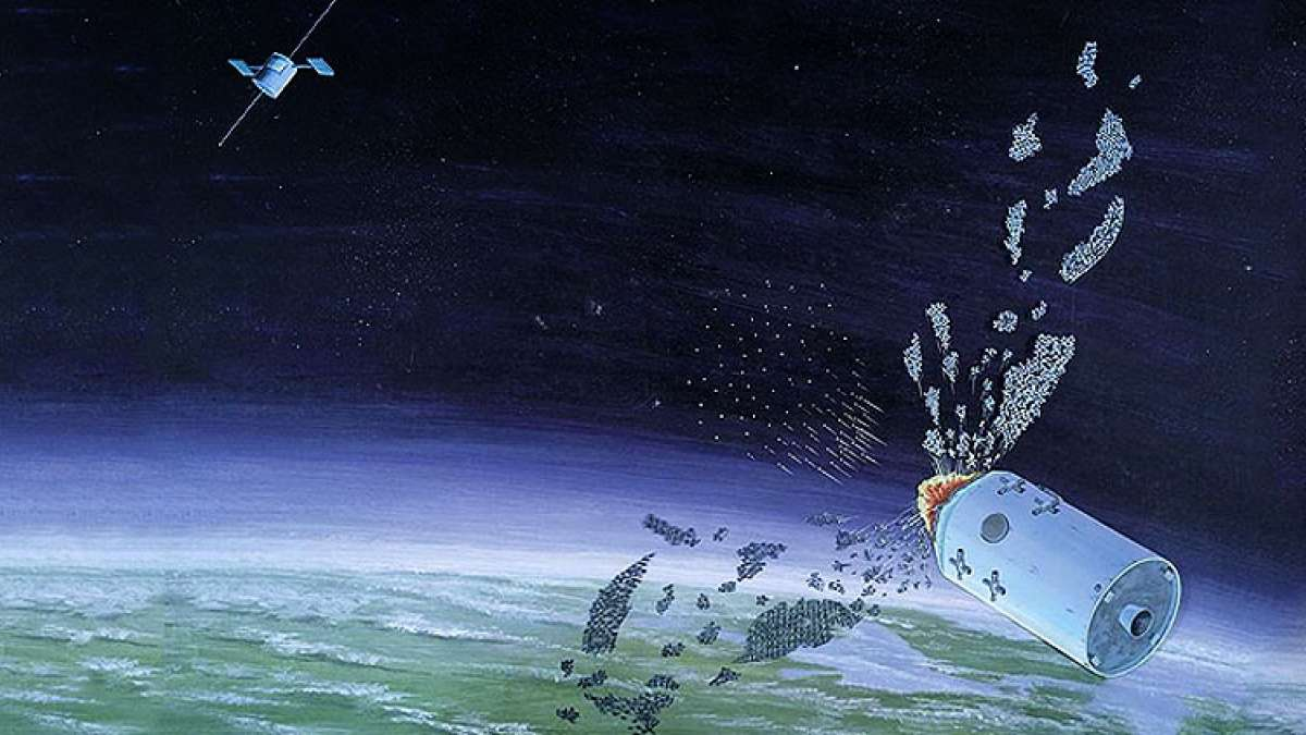 ISRO says Mission Shakti debris will burn out in the coming six months.