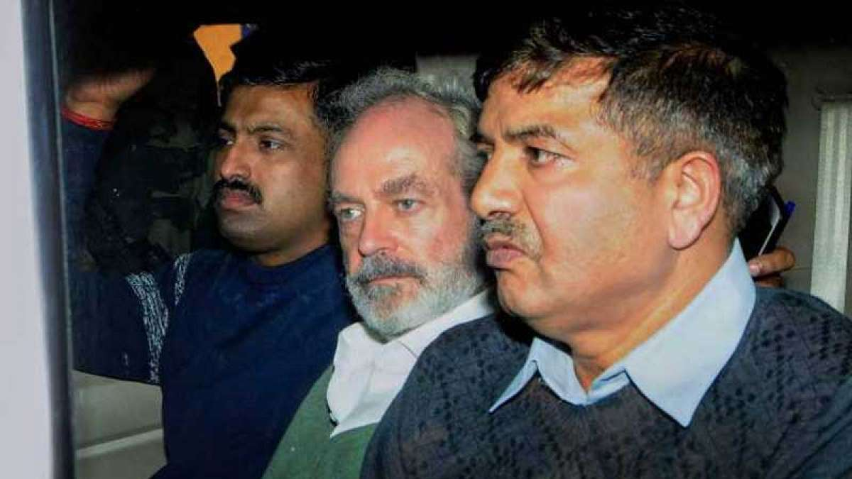 Christian Michel - Alleged Middleman in AgustaWestland VVIP choppers deal
