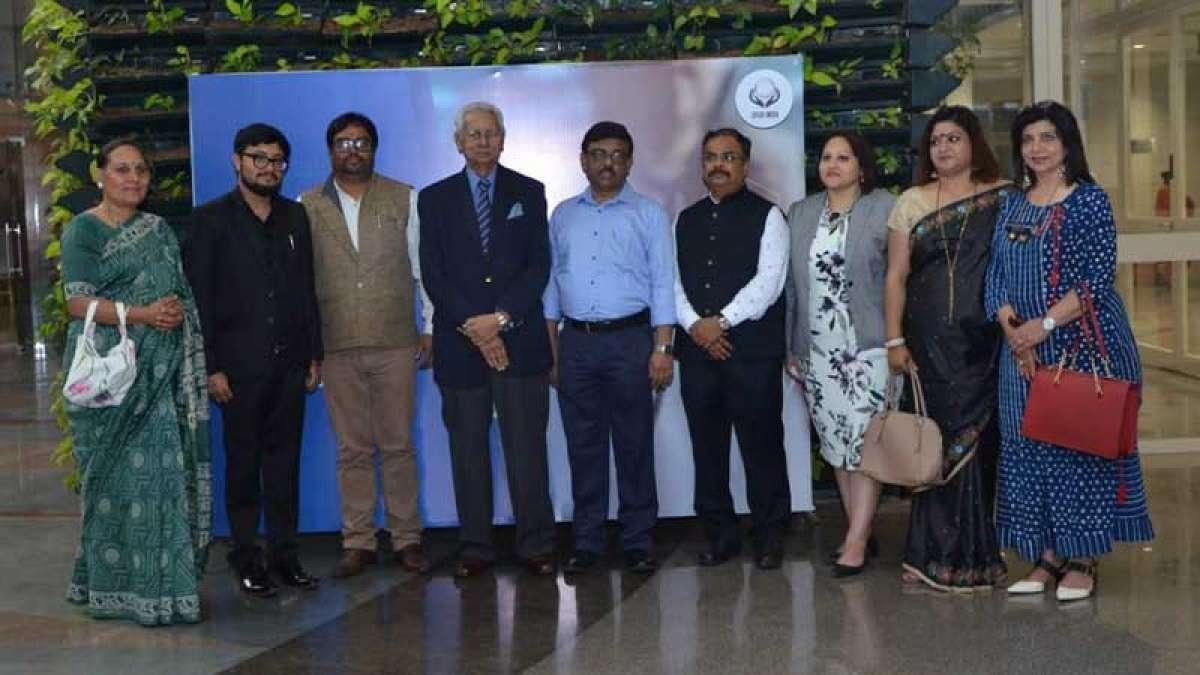 "Spur India confers the ""Manav Sewa Samman Awards 2019"""