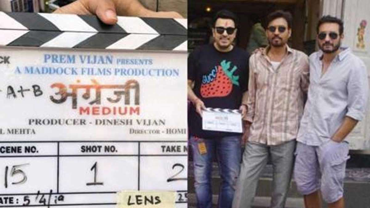 Irrfan Khan begins shooting for Hindi Medium sequel in Udaipur