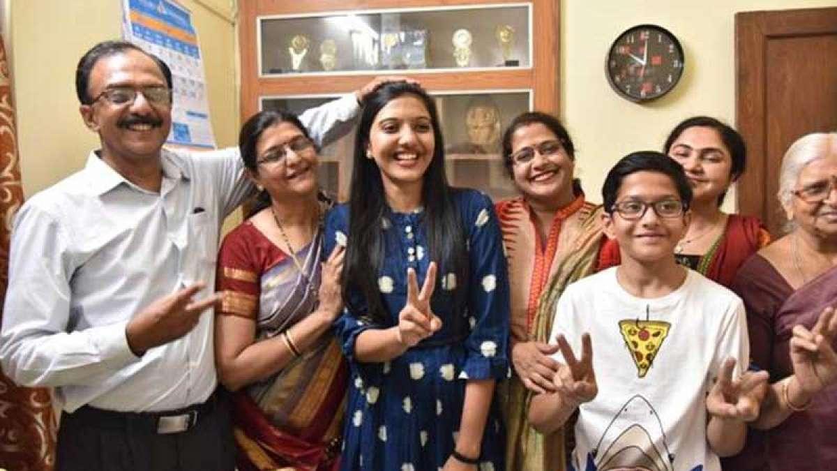 Srushti Deshmukh: UPSC 2019 topper among the women candidates