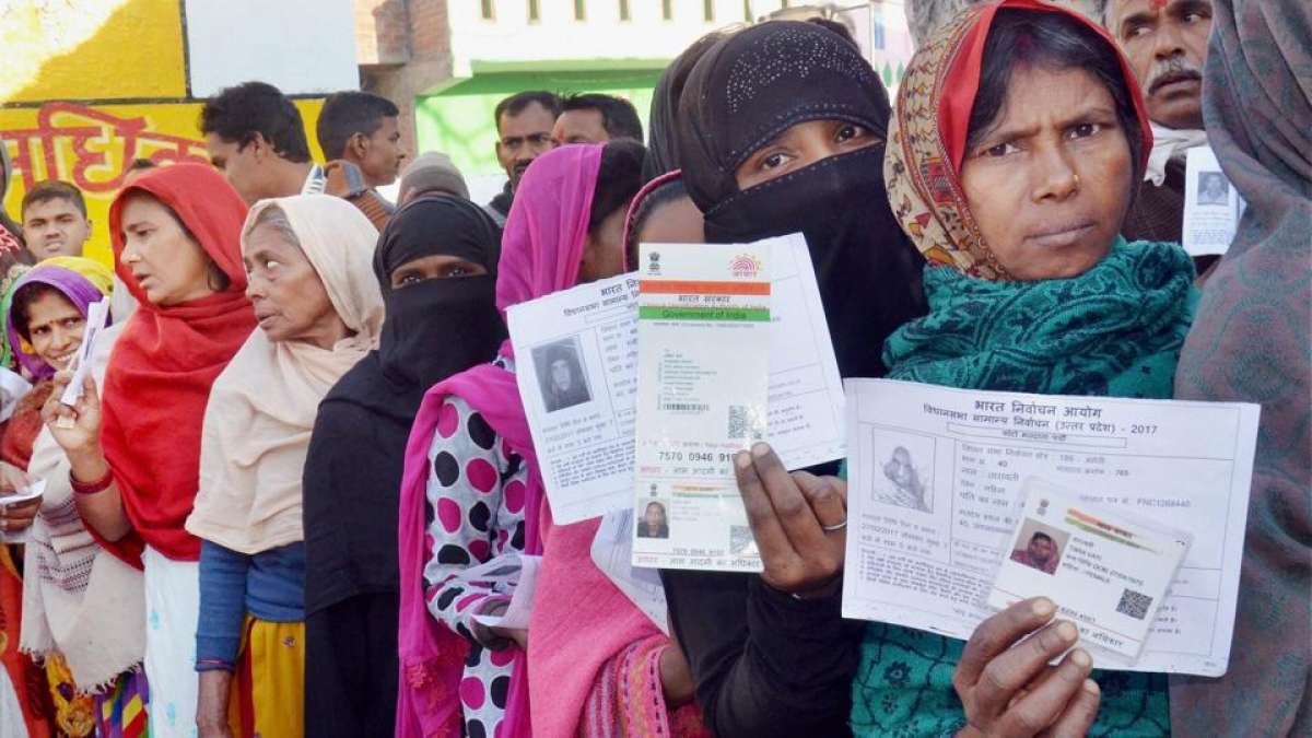 Voter ID card is compulsory for voting