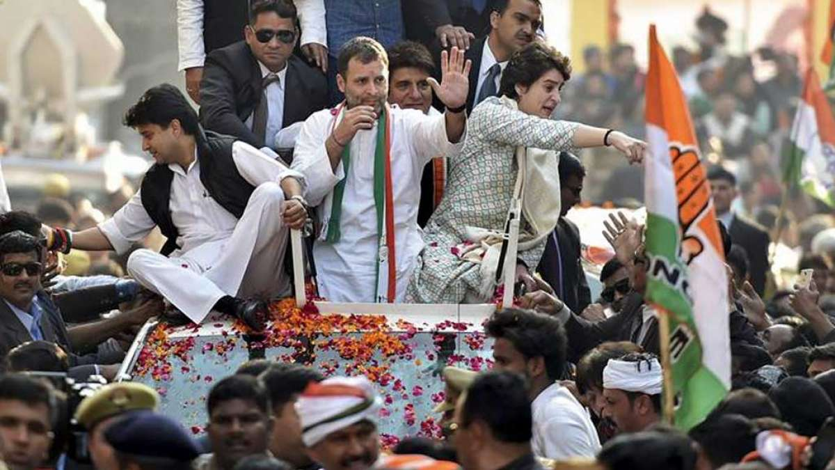 Rahul Gandhi, Priyanka Gandhi poll rallies in Uttar Pradesh cancelled: Congress