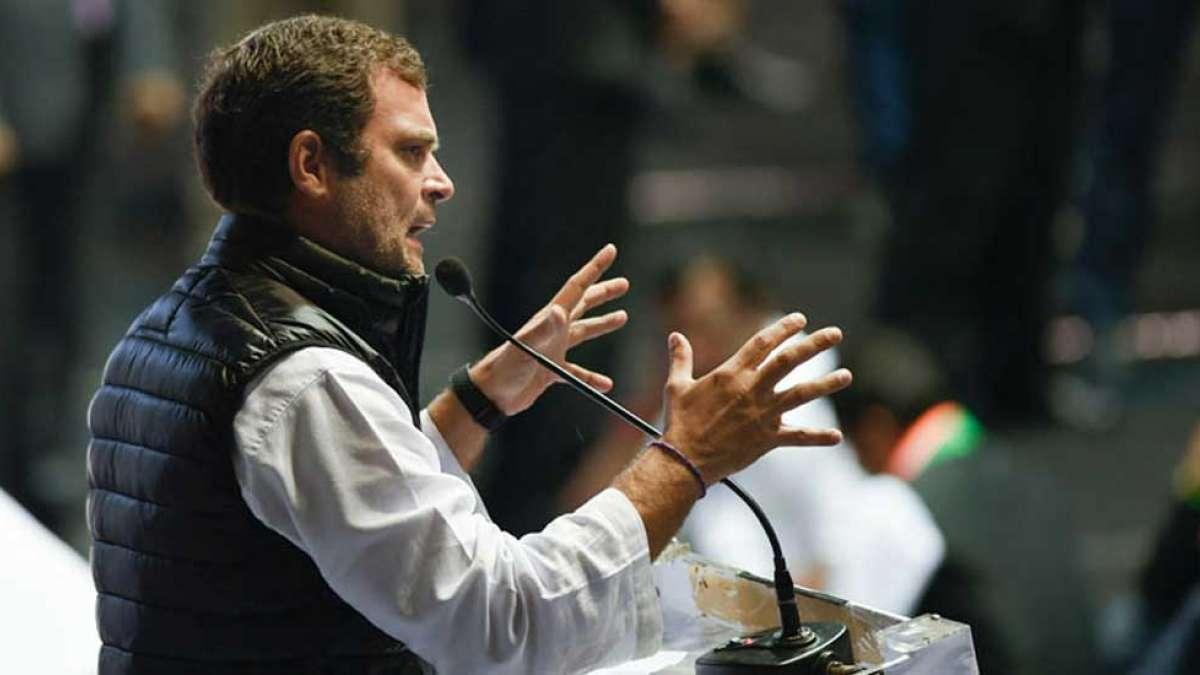 You can run, but not hide: Rahul Gandhi attacks PM Narendra Modi on Rafale
