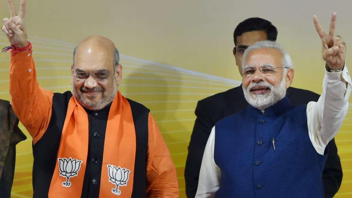 BJP releases Sankalp Patra 2019