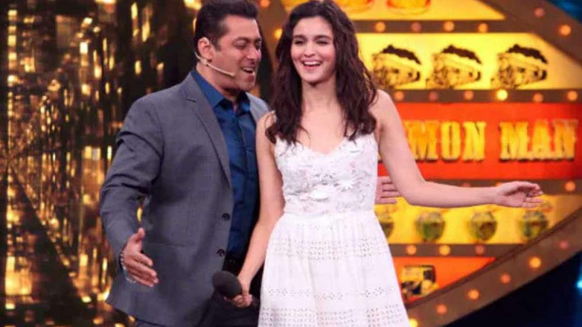 Alia Bhatt excited to feature against Salman Khan, ignores criticism