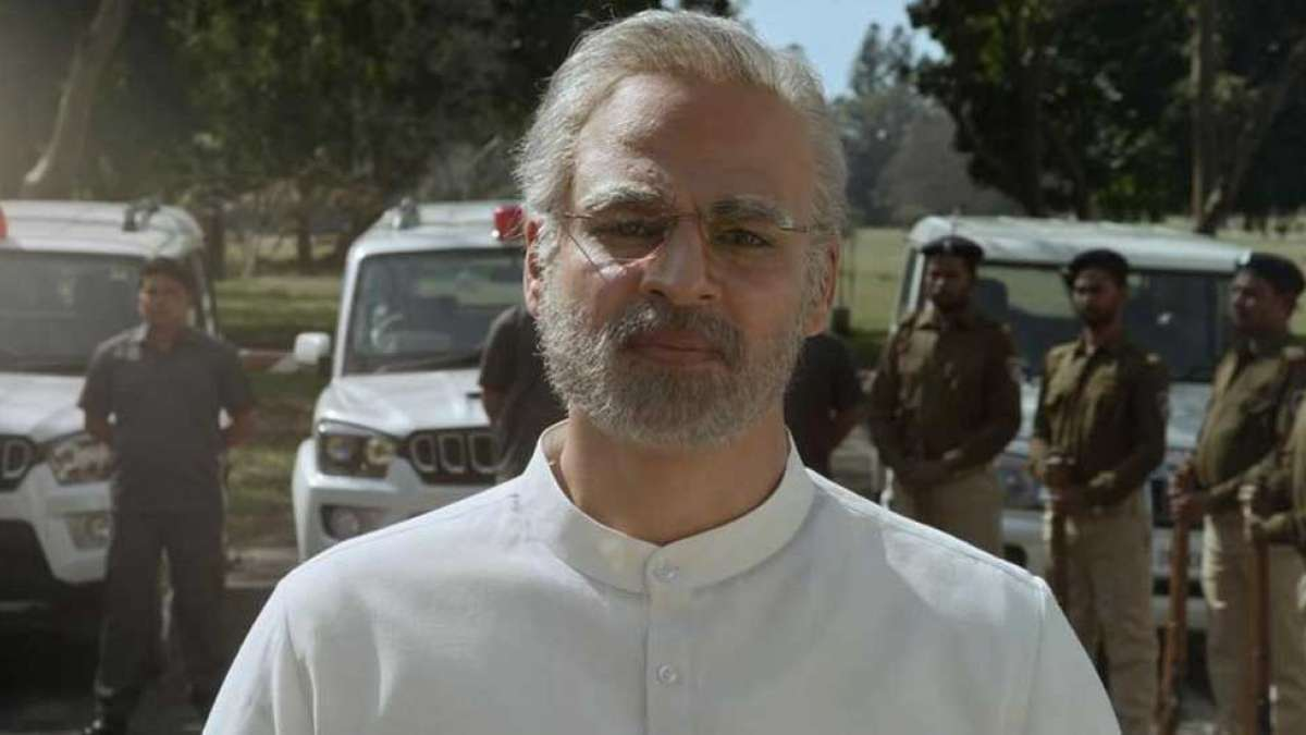 A still from PM Narendra Modi biopic