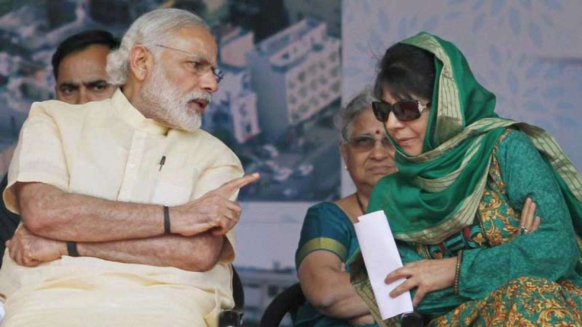 Hope PM Modi will initiate talks with Pakistan after Lok Sabha Election 2019: Mehbooba Mufti