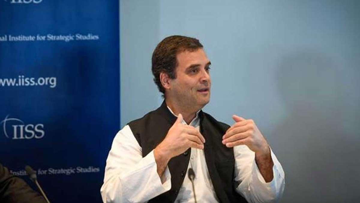 PM Modi brands 'Make in India', what rules in markets is 'Chinese brand': Rahul Gandhi