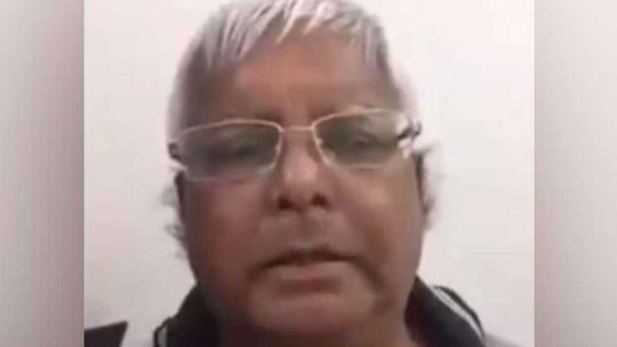 Lalu Prasad Yadav in Dubsmash video
