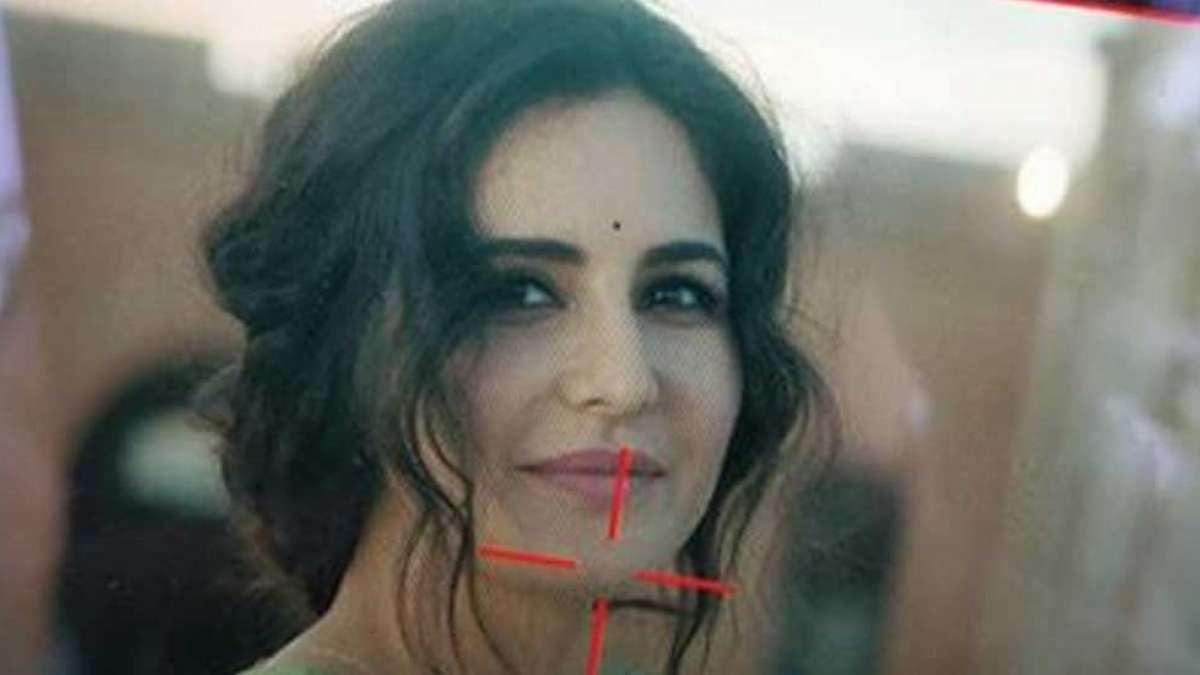 Katrina Kaif in a still from Bharat