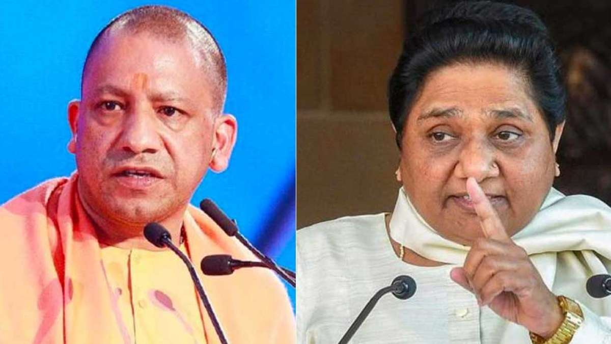 Election Commission bars Yogi Adityanath, Mayawati from campaigning