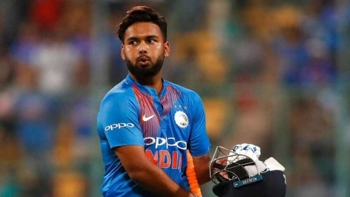This is why Rishabh Pant failed to make a cut in world cup squad