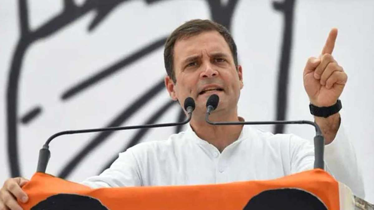 Lok Sabha Election 2019: Consider me your son, best friend, says Rahul Gandhi in Wayanad