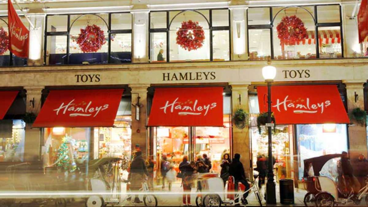 Reliance Retail likely to buy out 259-year-old British toymaker Hamleys