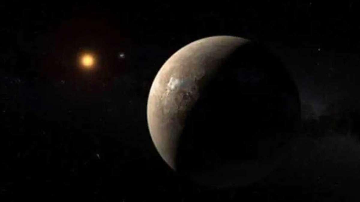 NASA's TESS spots earth sized planet