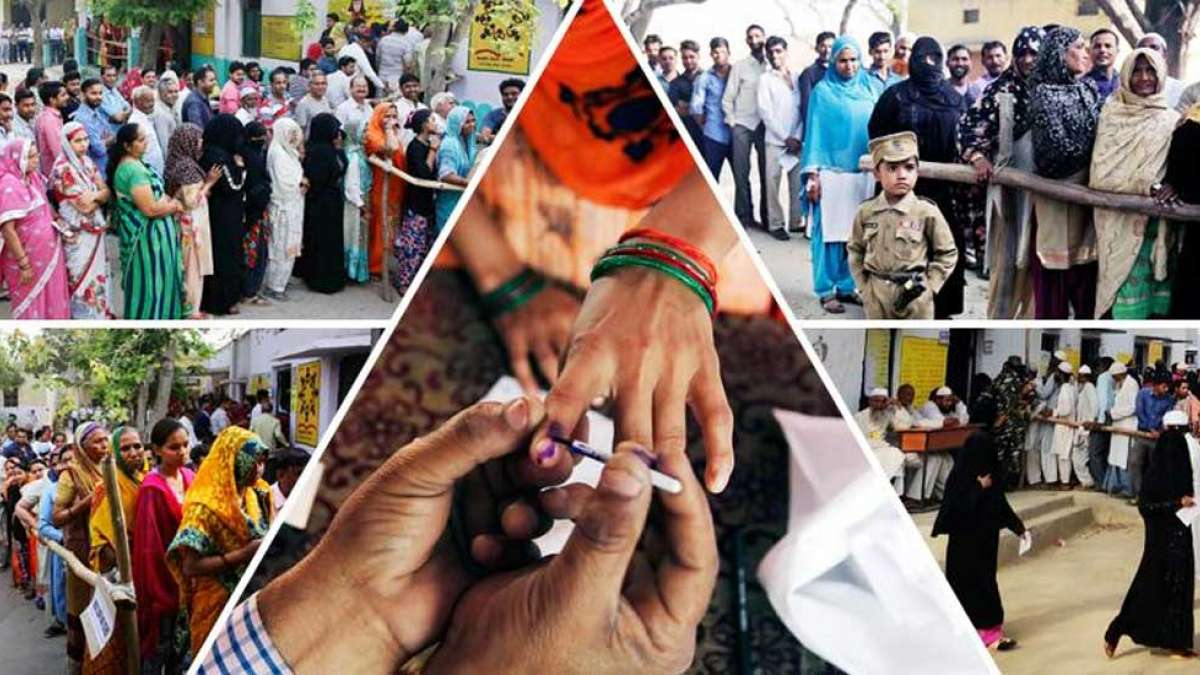 Lok Sabha Elections 2019: Phase 2 voting underway