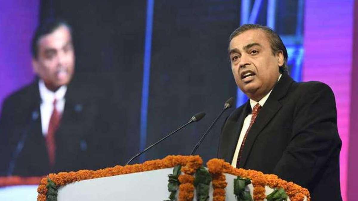 Reliance chairman Mukesh Ambani supports Congress candidate from Mumbai
